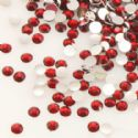 Jewel Embellishments, Resin, Burgandy, Faceted Discs, 2mm x 2mm x 0.8mm, 300  pieces, (ZSS062)